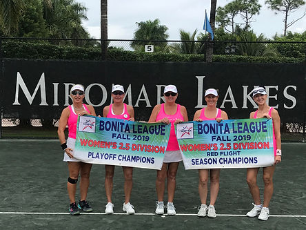 Bonita Women's 2.5 Double Banner Miromar