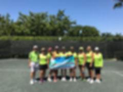 2019 Bonita Women's 2.5 Playoff Winner -