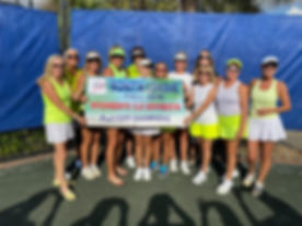 Bonita Women's 3.5 Playoff Winner Vasari