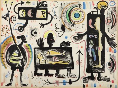 La Galería Marc Domènech presenta 'De Gleizes a Guerrero. Dibujando una colección III'