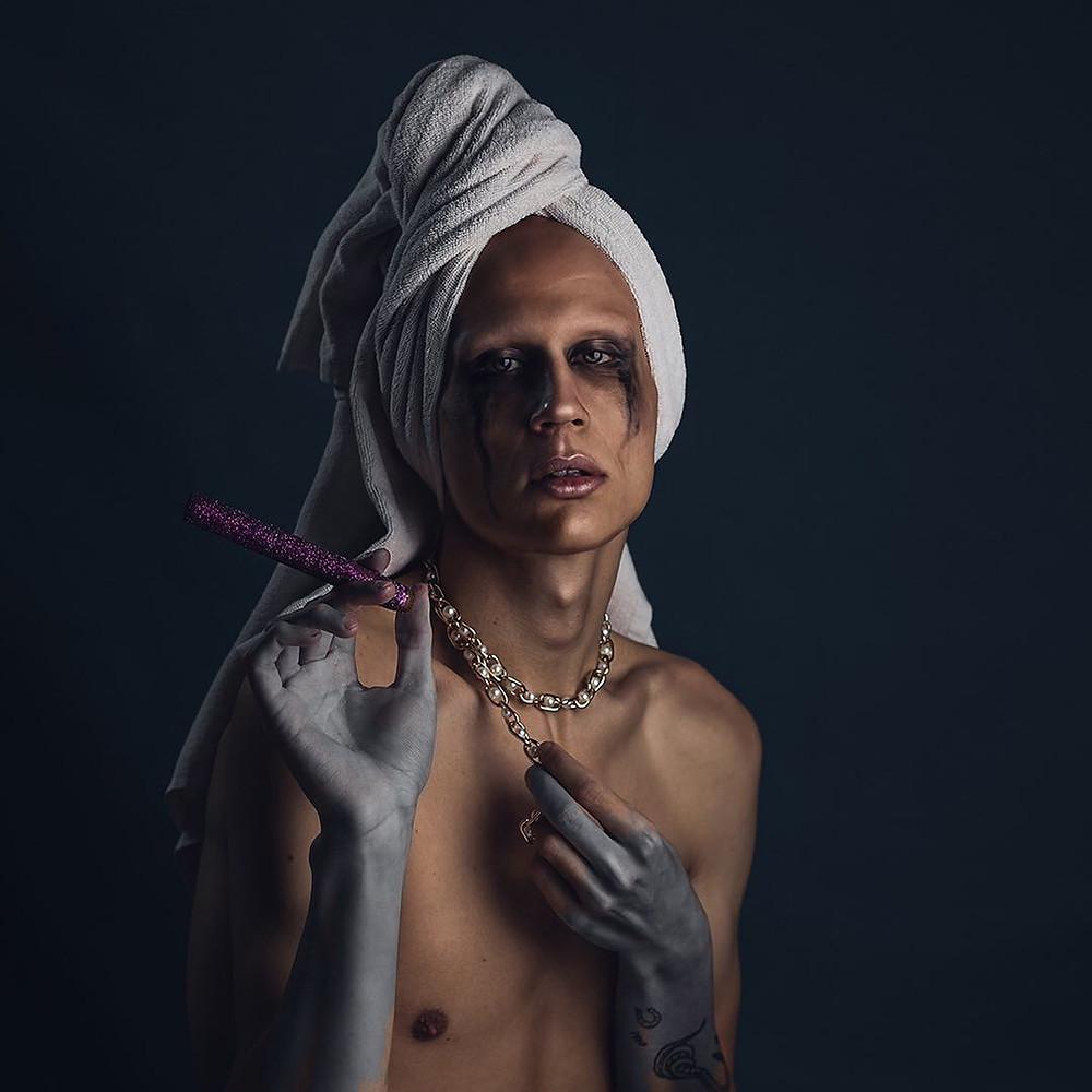 Cao Kaal, por Adri Quesadha.