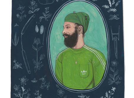 El arte de Jatinder Singh Durhailay