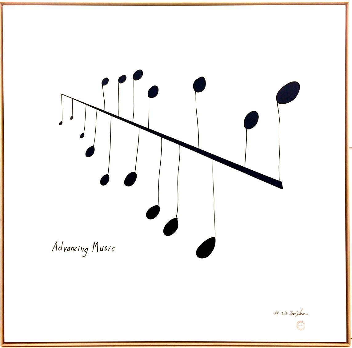Tom Johnson - Advancing Music