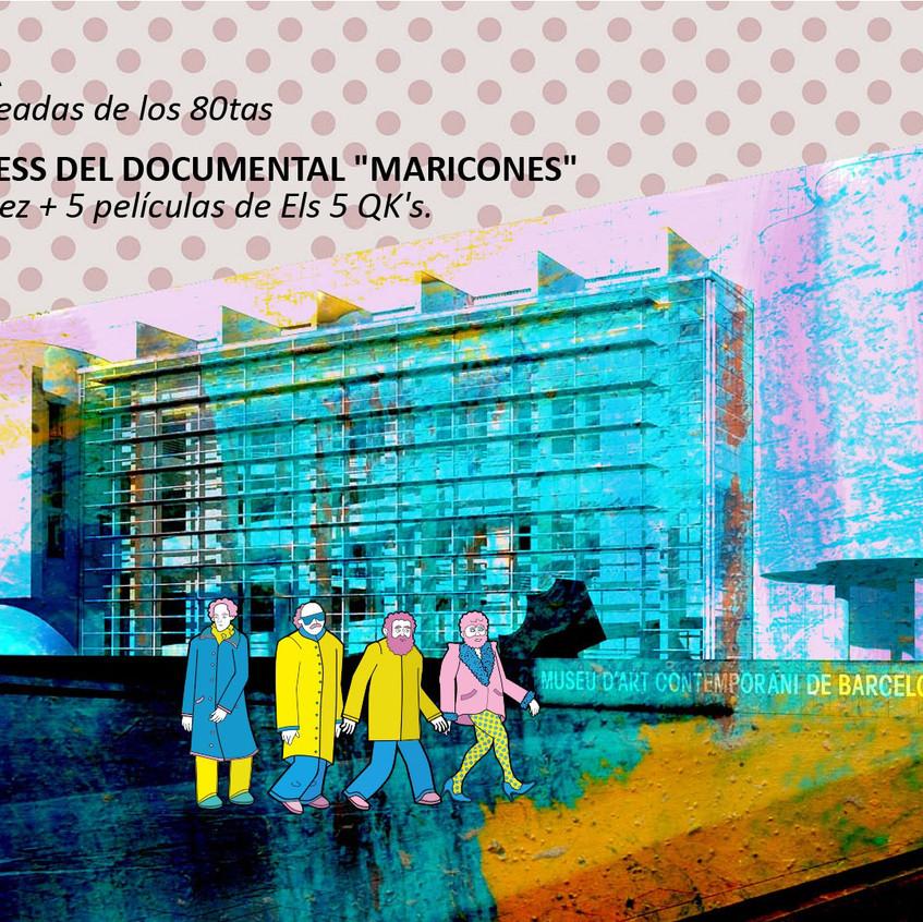 Gelatina Dura+Maricones MACBA