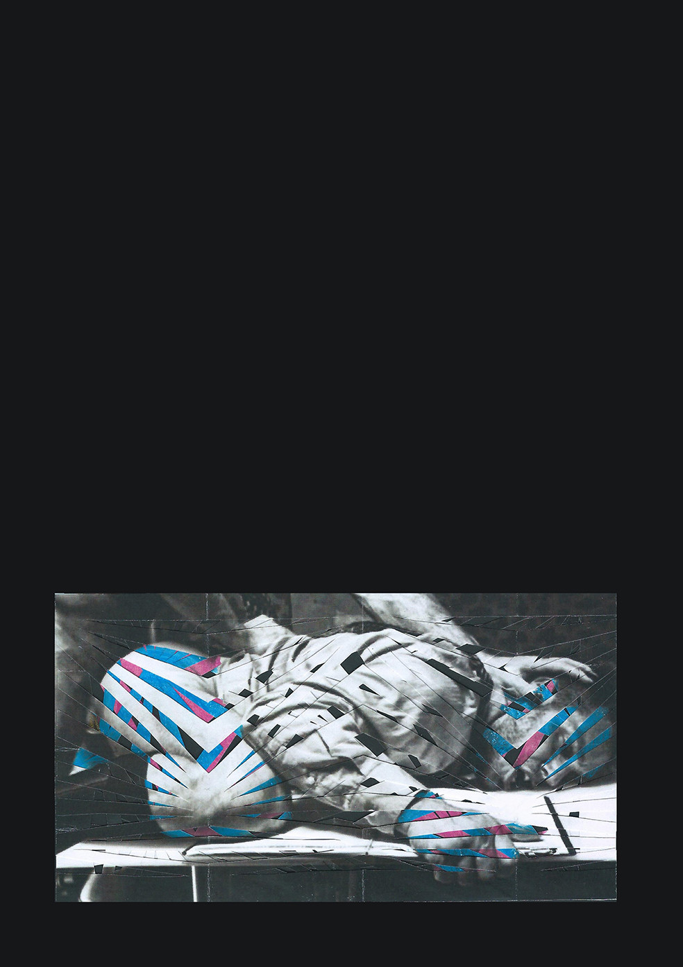 «This is not a drill», collage de Randomagus de la serie «Instrucciones de uso».