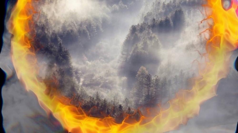 Agnieszka Polska, 'Ring of Fire'. 2019.