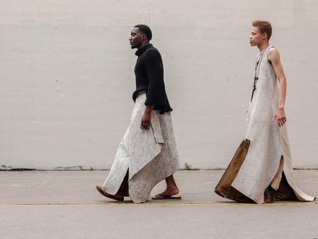 África Fashion: los Reyes de Nyorh Agwe.