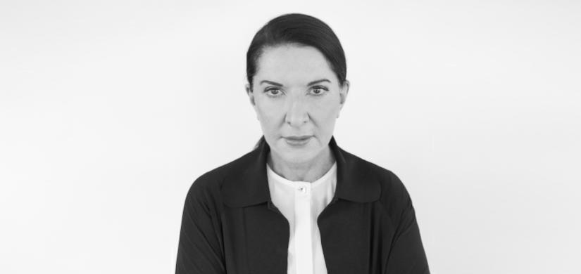 Retrato de Marina Abramović, 2017. Foto: Oscar Meyer. Cortesía de Marina Abramović Archives ©FPA