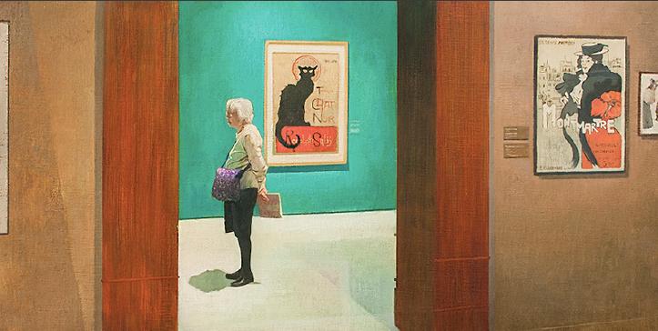 Orrite, Arte VIII (Toulouse - Lautrec), 2020