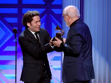 Gustavo Dudamel: de la Filarmónica de Los Ángeles al Liceu de Barcelona y la Ópera de París.