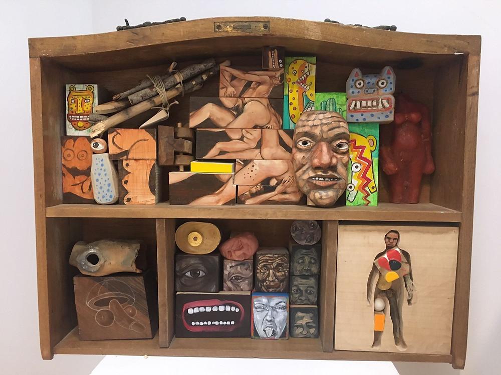 El arte de Javier Félix, presente en JustMAD 2021.