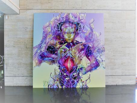 Björk Digital: jamás te habrás divertido tanto con una vagina