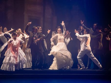 Antonio Márquez presenta 'Medea' en el  Teatro Tívoli de Barcelona.