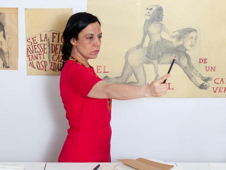 Sensualidad y fragilidad: Sandra Vásquez de la Horra gana el Premio Hans Theo Richter 2021.