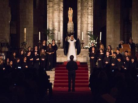 El Canto de la Sibila: la Navidad Catalana es Patrimonio Inmaterial de la Humanidad