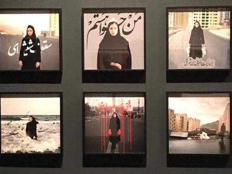 Ellas quieren contar una historia: mujeres fotógrafas de Irán y el Mundo Árabe