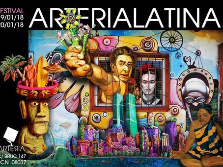 Barcelona: Arteria del arte latinoamericano
