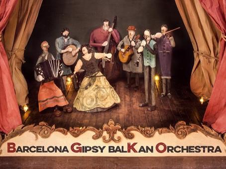 "Entra en la ""Nova Era"" con Barcelona Gipsy balKan Orchestra"