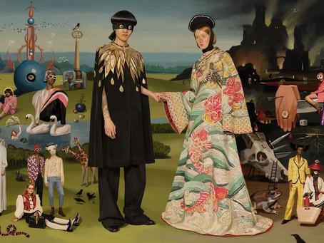 """""""Gucci Hallucination"""": el Arte de Ignasi Monreal"""
