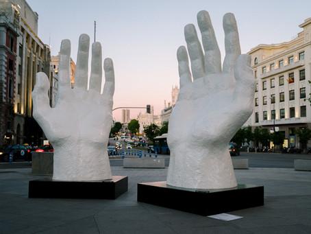 URVANITY 2021 transforma a Madrid en un gran museo al aire libre.