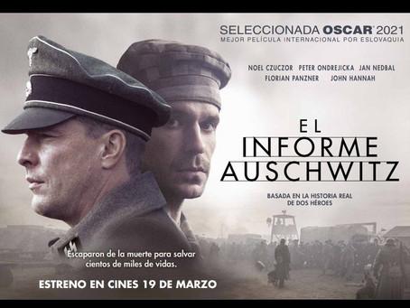 Cine: todo sobre el informe Auschwitz