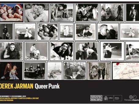 'Queer Punk', el homenaje del Museo Reina Sofía y la Filmoteca a la memoria de Derek Jarman