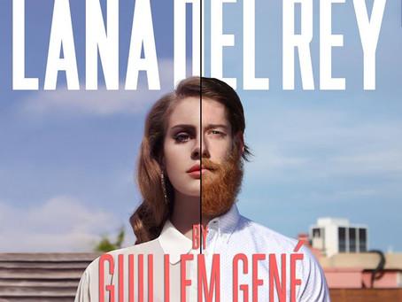 Lana del Rey by Guillem Gené