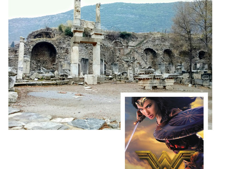 Ephesus: ciudad mítica de las Amazonas