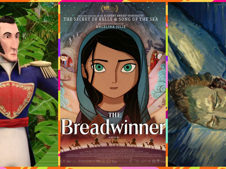 "Animac 2018: ""The Breadwinner"", ""Loving Vincent"" y ""Pequeños Héroes"";"