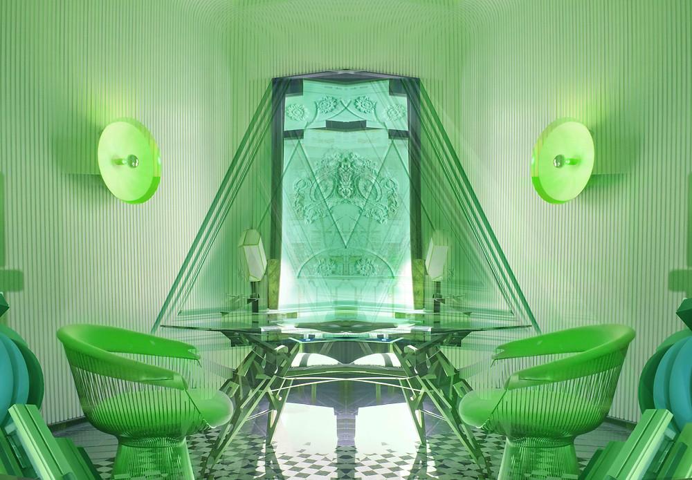 Studija Mindiuzarte, Anbel, Serie Design&Color, Office, 2021.