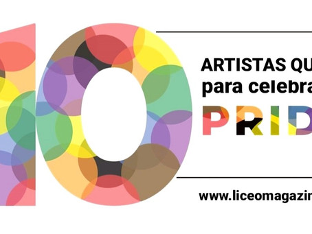 """Pride: 10 artistas """"queer"""" que tienes que conocer (+18)"""