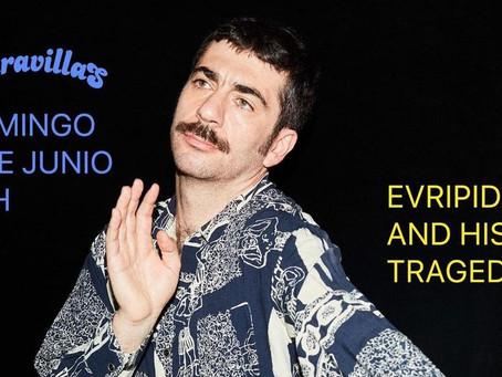 Evripidis and his tragedies: Live at Maravillas Club.