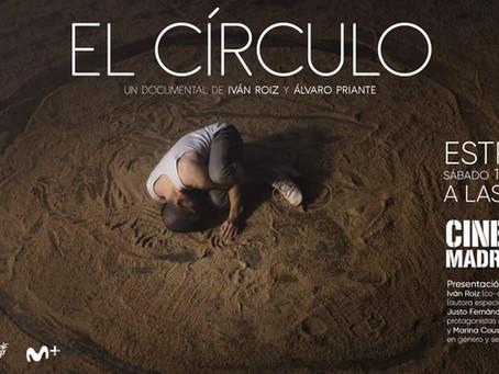 Cineteca Madrid estrena 'El Círculo', documental autocrítico sobre la masculinidad.