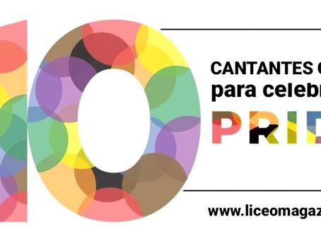 10 cantantes queer para celebrar el Pride.