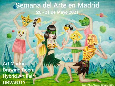 El espíritu de nuestro tiempo: lo mejor de la Semana del Arte de Madrid 2021.