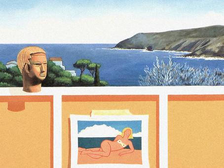 La galería Zielinsky de Barcelona nos transporta al mundo del surrealismo en 'Insomnio'.
