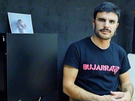 Rodrigo Cuevas: el Cuerpo Ibérico