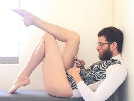 """Adam Kalderon: el """"Almodóvar"""" de Israel."""