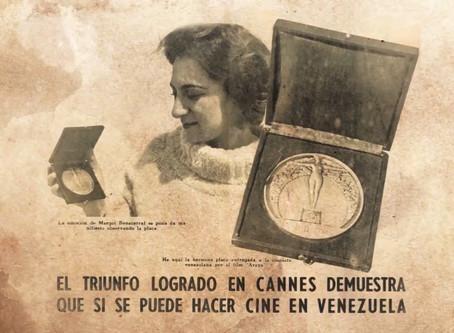 Madame Cinéma: se estrena en Europa un documental sobre Margot Benacerraf, pionera del género en Lat