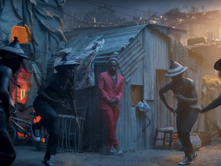 "Artistas Africanos toman el poder en ""Black Panther The Album"""