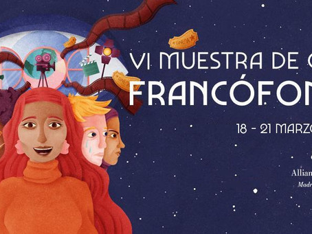 Madrid celebra la VI muestra de cine francófono del 18 al 21 de Marzo
