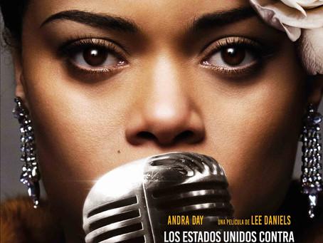 'Los Estados Unidos contra Billie Holiday' se estrena en España el 01 de Abril.