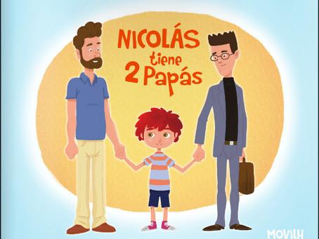 Libro Completo: Nicolás tiene 2 papás