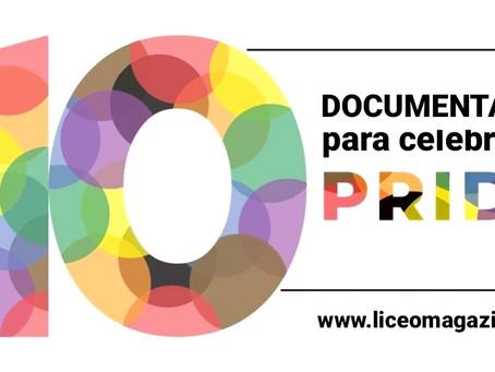 10 documentales que necesitas ver para entender el Orgullo LGBTQI+