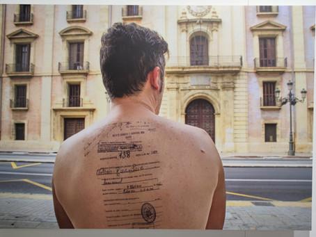 En proceso: Art al Quadrat en la piel de la España herida.
