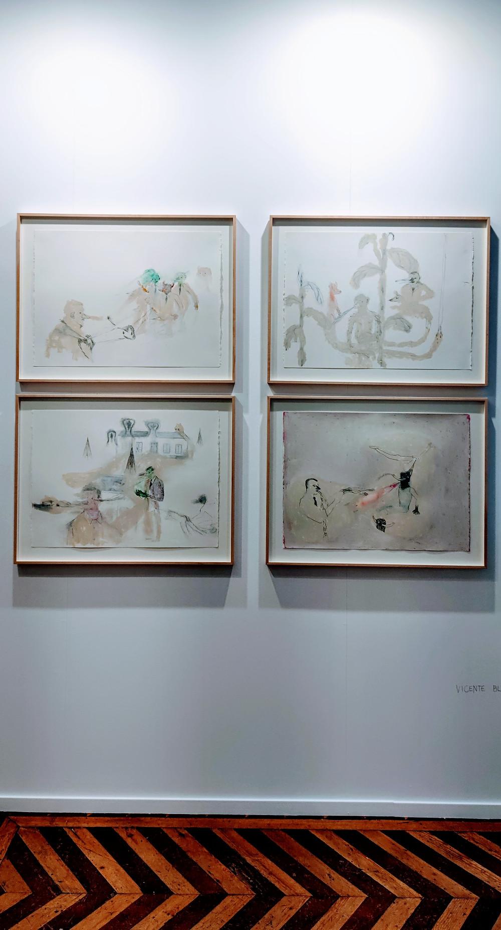 Vicente Blanco, todo lo que fue tocado (Drawing Room)