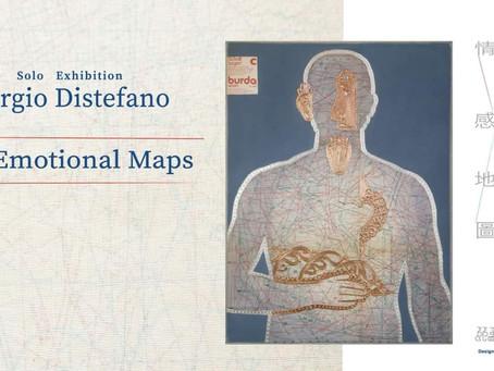 Los Mapas Emocionales de Giorgio Distefano llevan a Taiwán