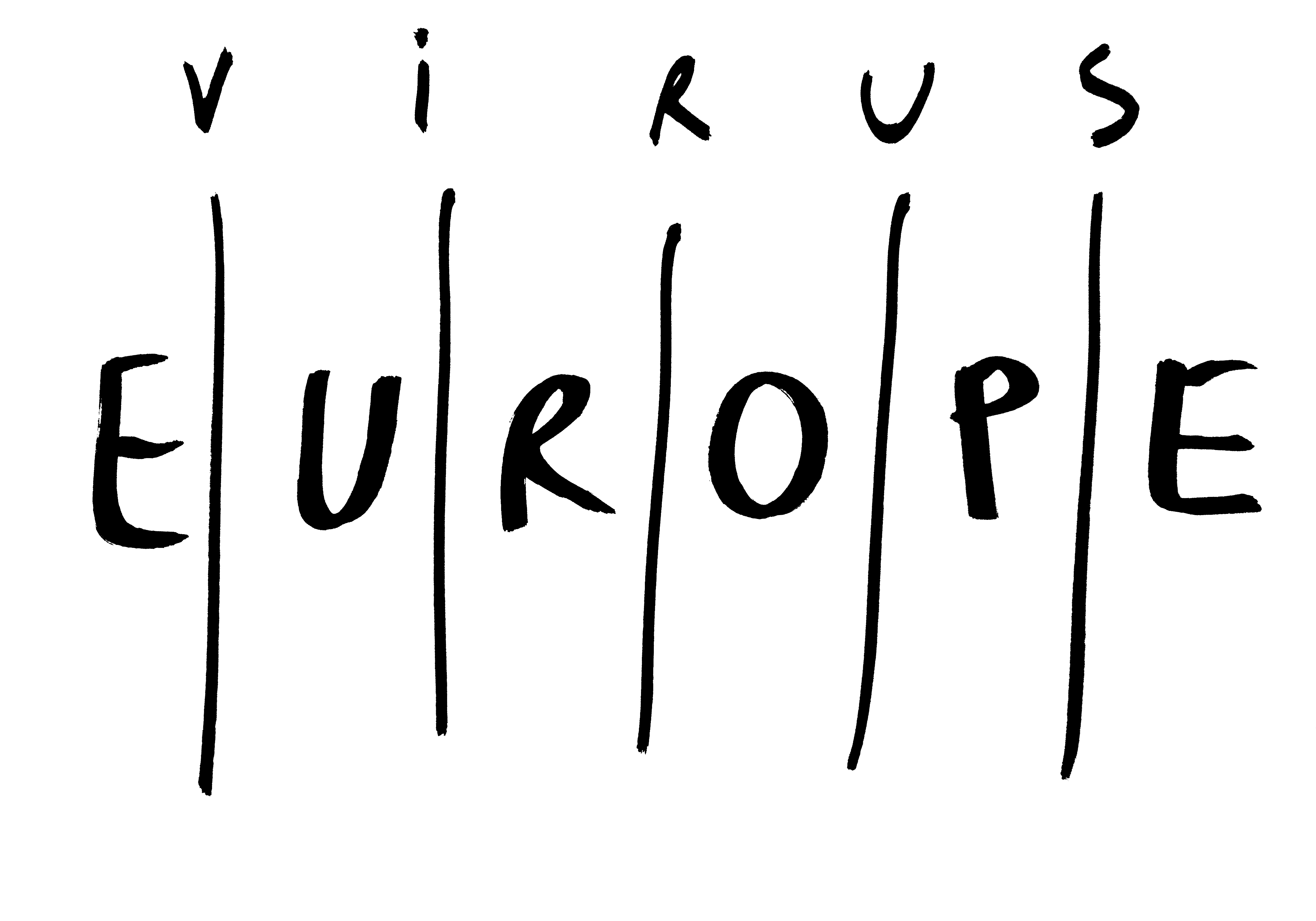 europe virus, Dan Perjovschi