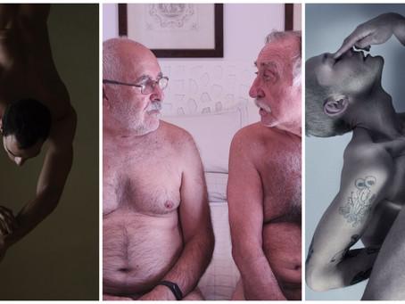 Ricardo González nos presenta su nuevo proyecto 'Cortos de Amor, Locura y Muerte'.