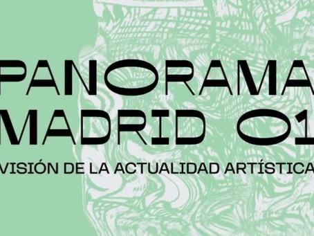 Panorama Madrid 01: una visión de la actualidad artística.